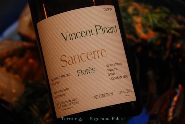 """Vincent Pinard """"Flores"""" 2008"""