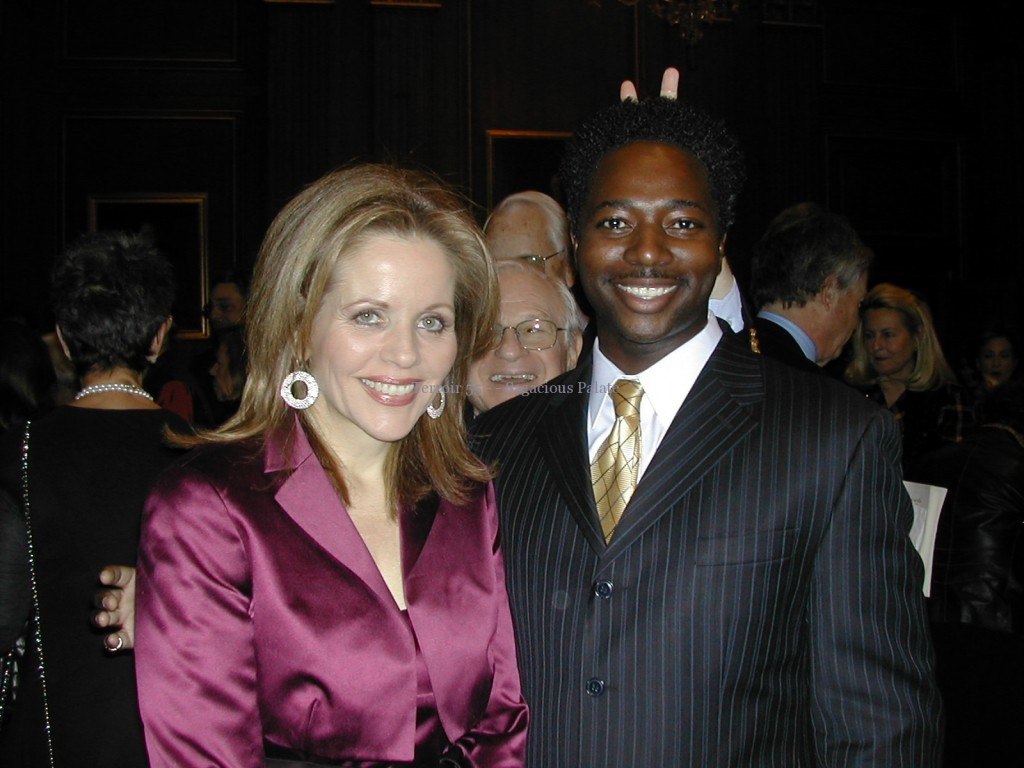Time with Renee Fleming & Dr. Milton Korn