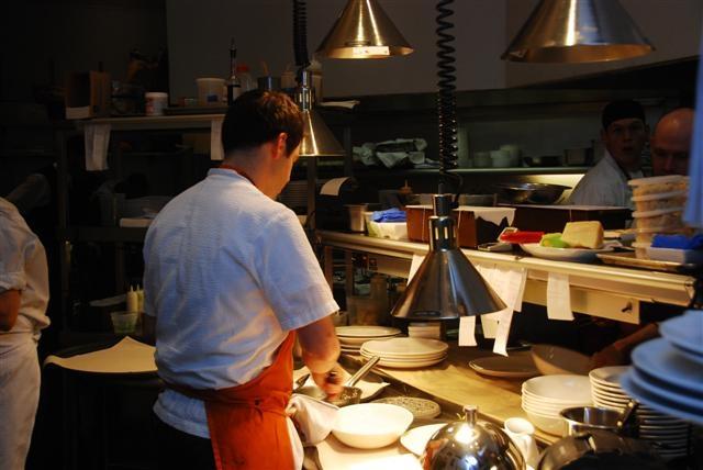 Chef Nicholas