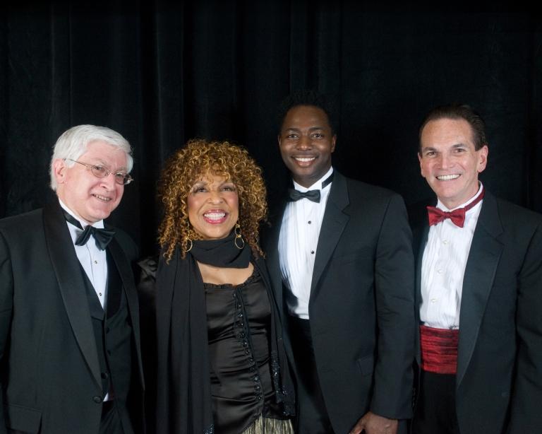 Mr. Steve Kaplan, Ms. Roberta Flack, Mr. Terrance Mason & Mr. Anthony Diresta