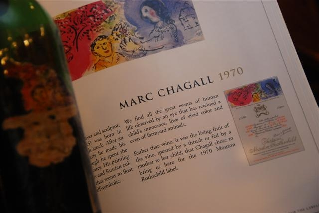 Marc Chagall's - 1970