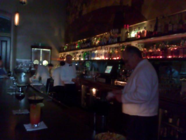 Bix, The Bar
