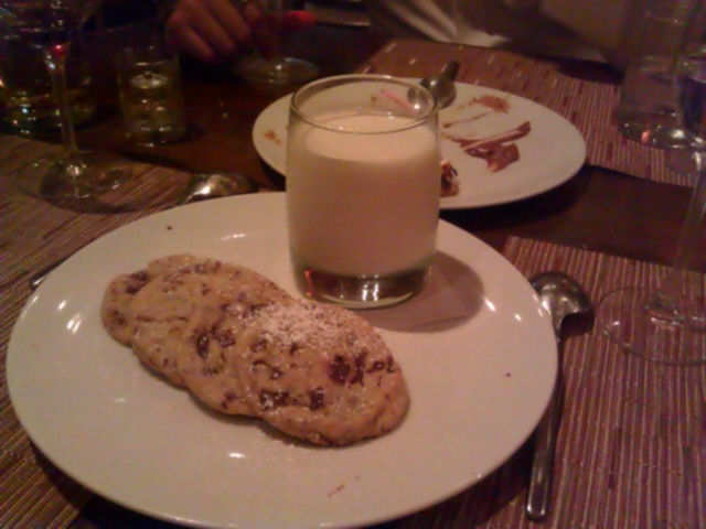 Milk & Cookies - Chocolate Chips!!!!