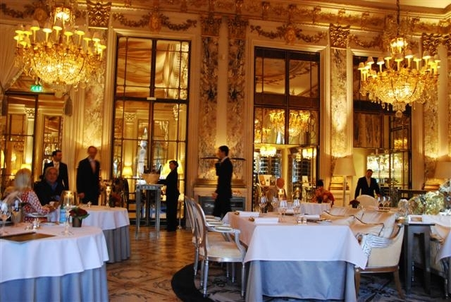 Le Meurice June '11