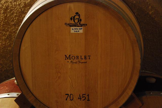 Morlet July '11
