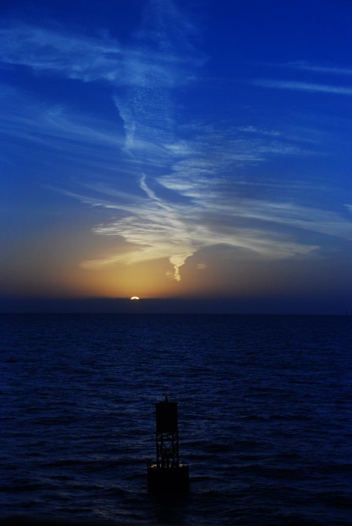 Sunrise 2011 Caribbean