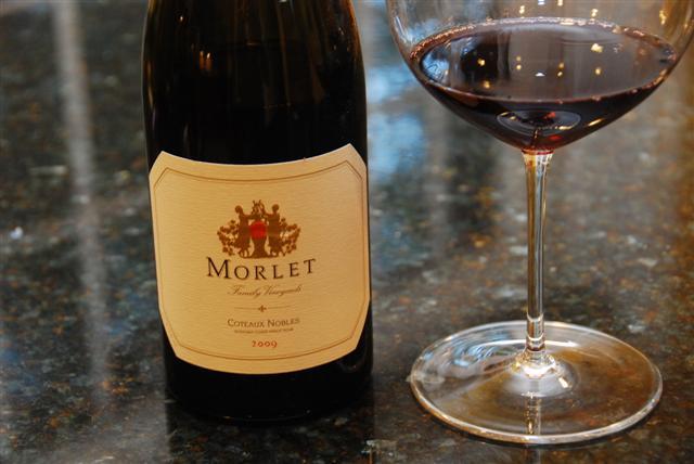Morlet Pinot Noir 2009 Côteaux Nobles