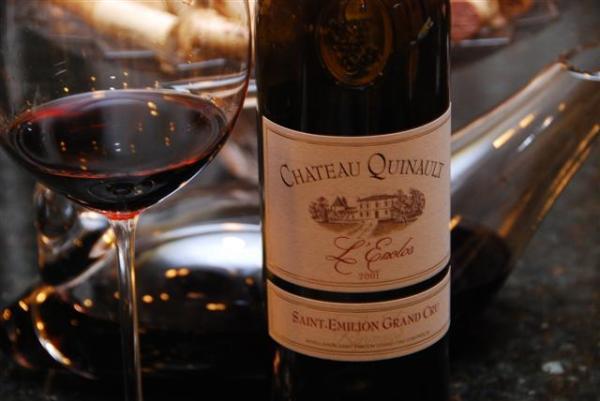Ch Quinault L'Enclos 2001