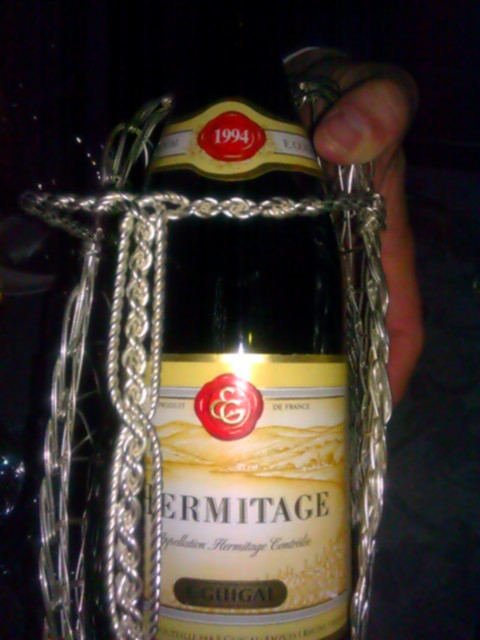 '94 Guigal Hermitage
