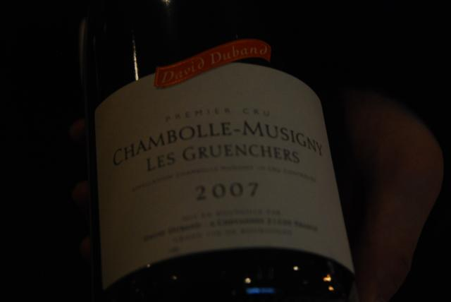 Chambolle - Musigny
