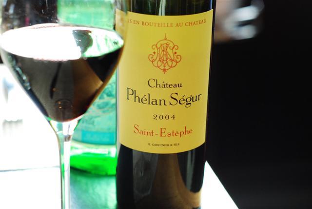 Château Phélan Ségur - 2004