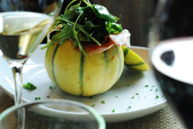 Prosciutto & Melon