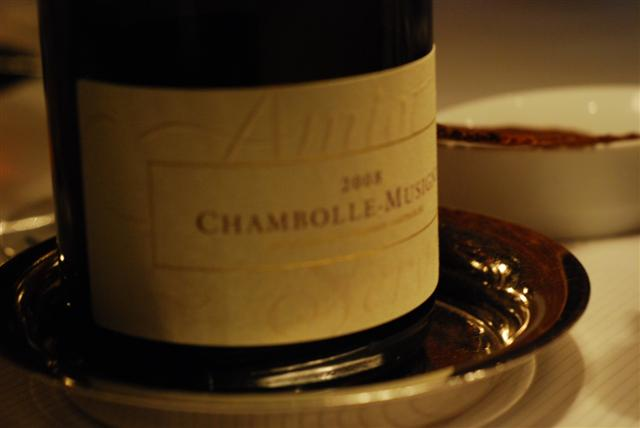 Amiot Chambolle Musigny