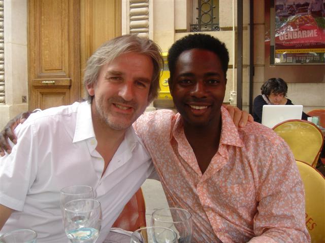 Maestro Barry Douglas