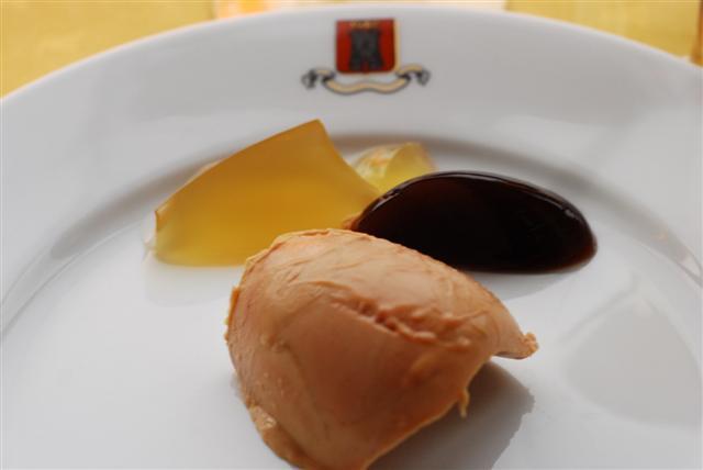 La Tour D'Argent - Foie Gras
