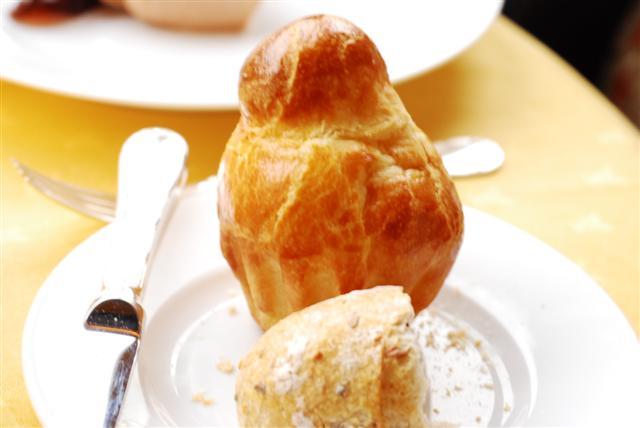 La Tour D'Argent - Bread