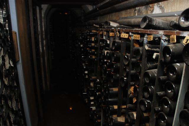 La Tour D'Argent - The Cellar