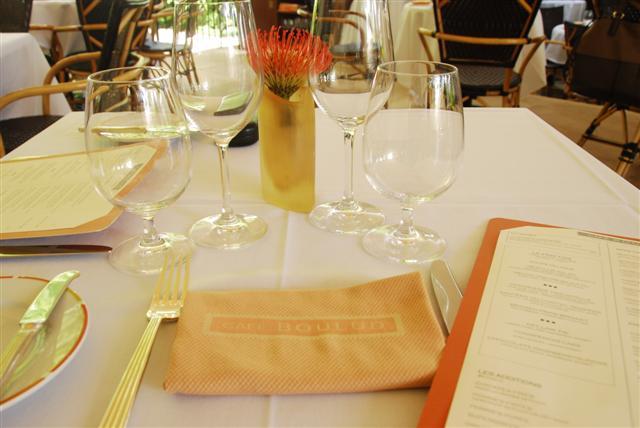 Boulud Palm Beach - Lunch