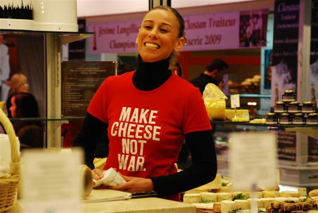 Cheese Ambassador