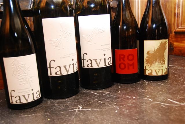 The wines of Favia