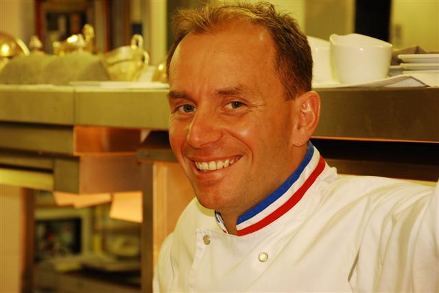 Chef Davy TISSOT