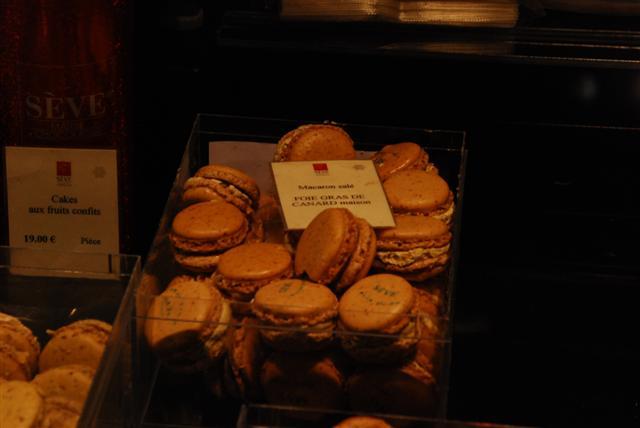 Macaron - Foie Gras de Canard