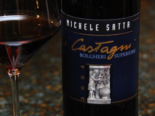 Michele Satta I Castagni 2004