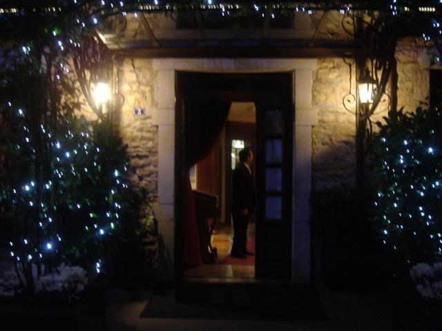 Pierre Orsi Entrance