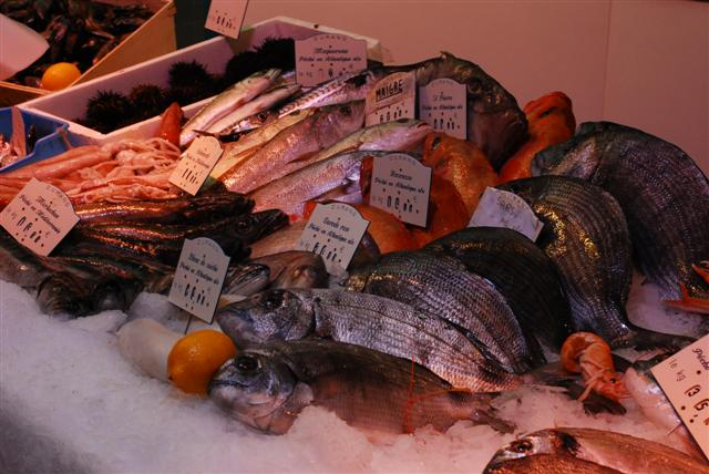 Les Halles - Seafood