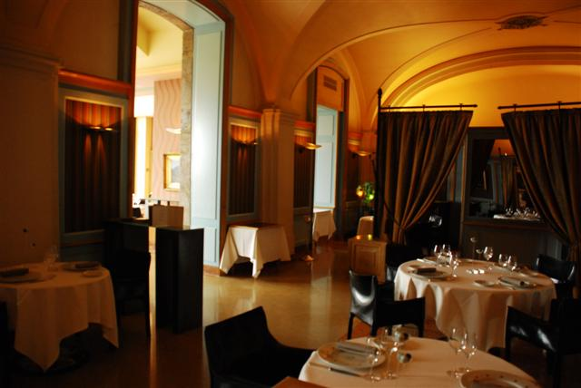 Villa Florentine Restaurant