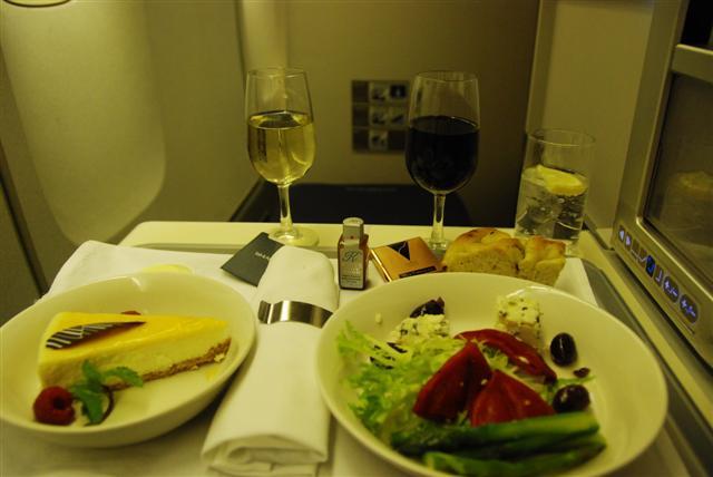 BA - Dinner - Salad