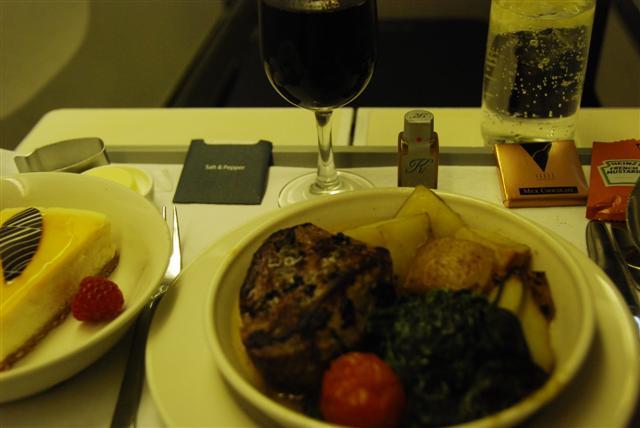 BA - Dinner - Steak