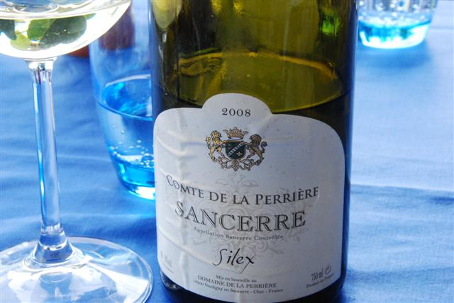 Comte De La Perrière - 2008 Sancerre