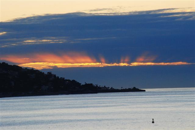 La Reserve Beaulieu - The last sunrise