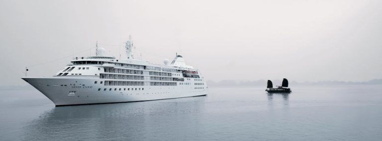 Silver Cloud - From the website of Silversea