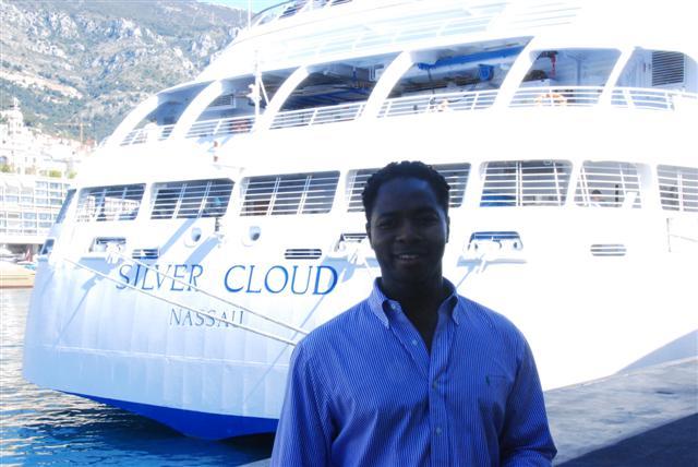 Dock in Monaco