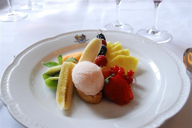 Restaurant Les Bougainvillées - Dessert