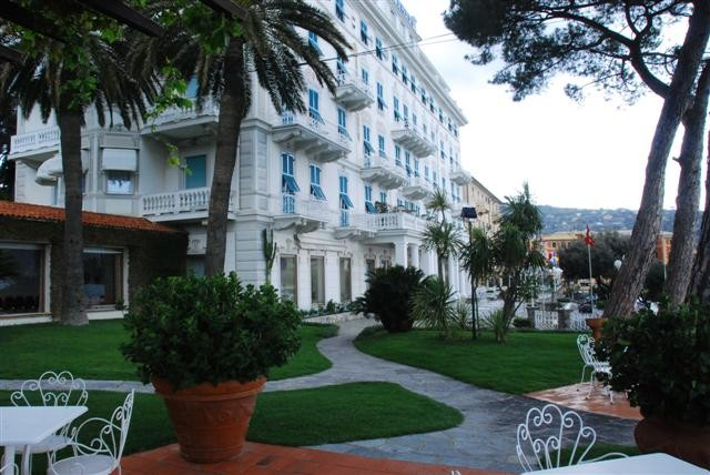 Grand Hotel Miramare - Patio