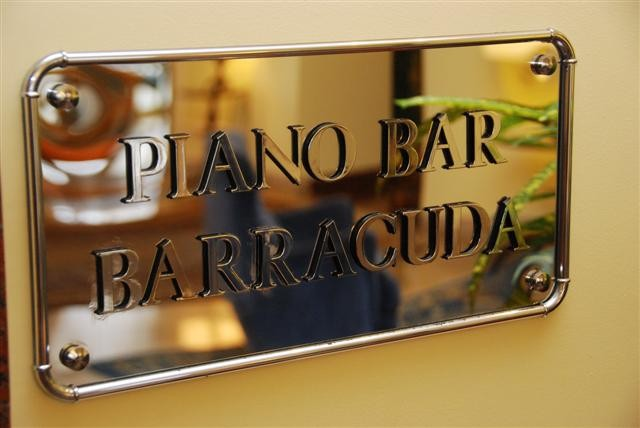 "Grand Hotel Miramare - ""Barracuda"" Piano Bar"