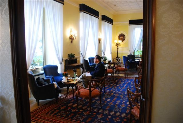 Grand Hotel Miramare - The Lounge