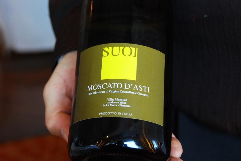 Villa Montisel - SUOI Moscato D'Asti