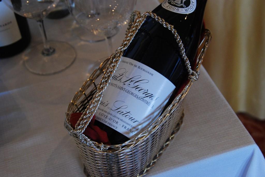2006 Nuits St Georges - Latour