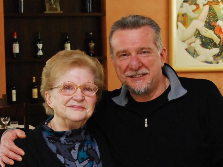 Ms. Renza & Massimo