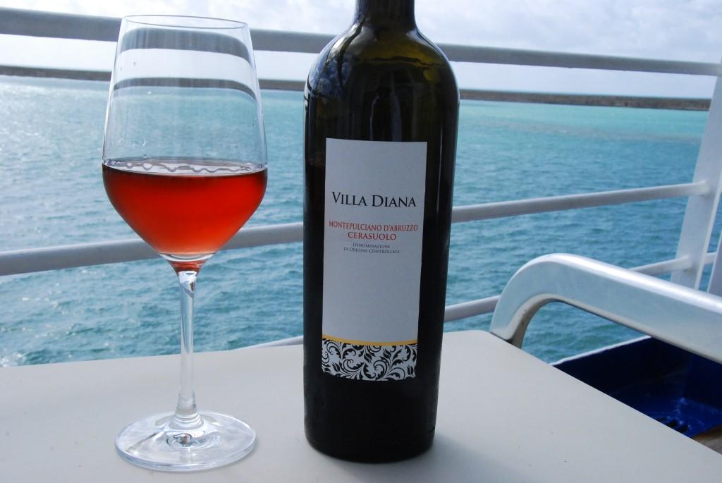 Villa Diana - - Montepulciano D'Abruzzo Cerasuolo (Rosé)