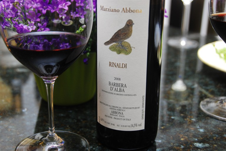 Marziano Abbona's Barbera D'Alba