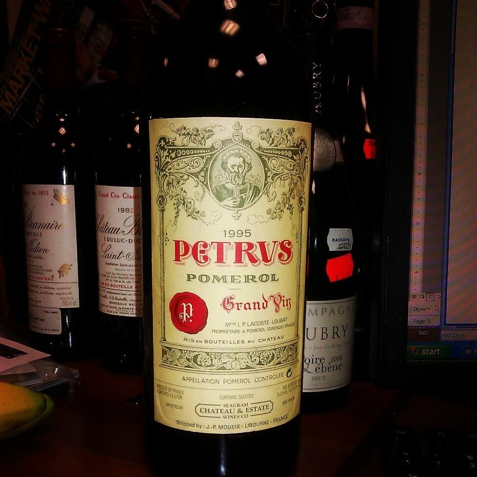 '95 Petrus