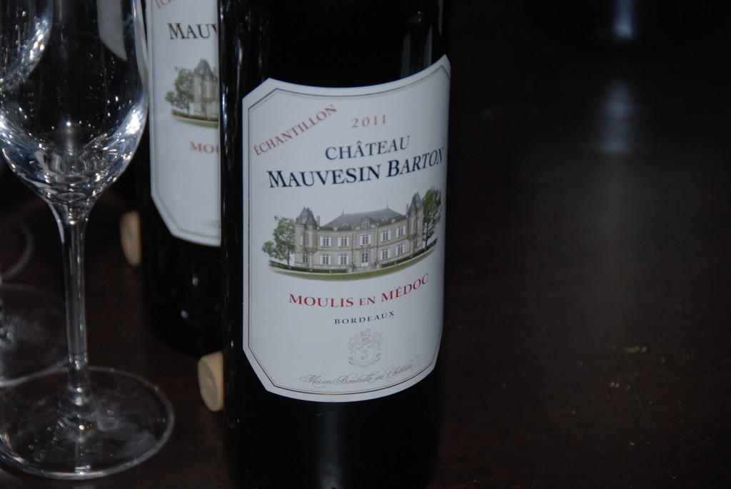 '11 Ch Mauvesin Barton