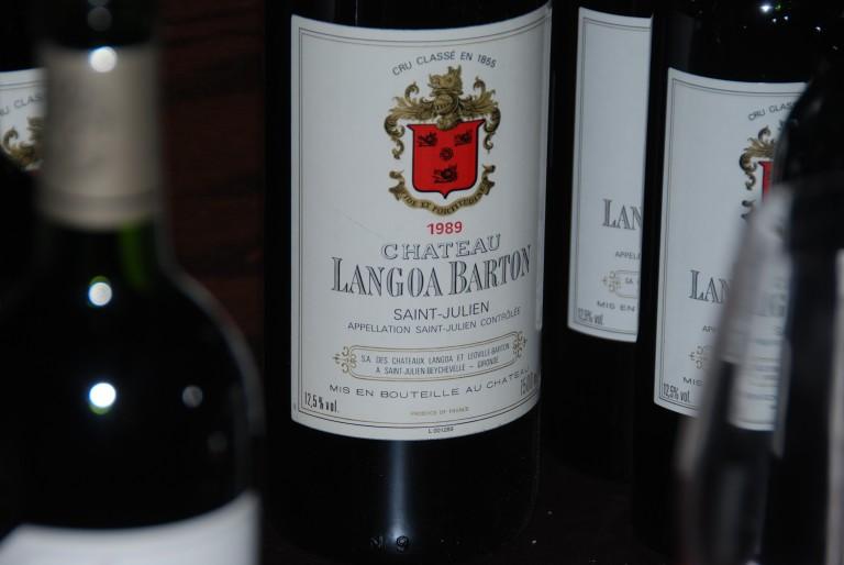 '89 Ch Langoa Barton