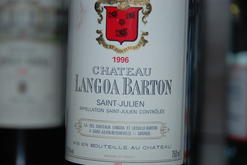 '96 Ch Langoa Barton