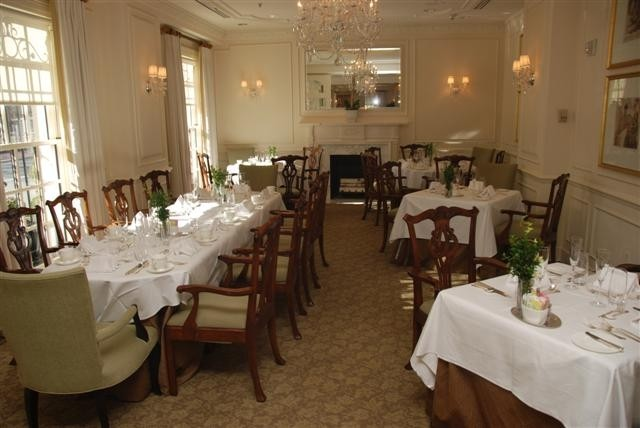 The Lafayette - Private Dining Room